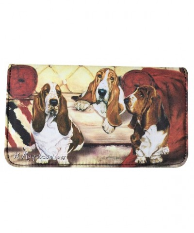 Best Friends BC BXO8 5DCK Basset Wallet