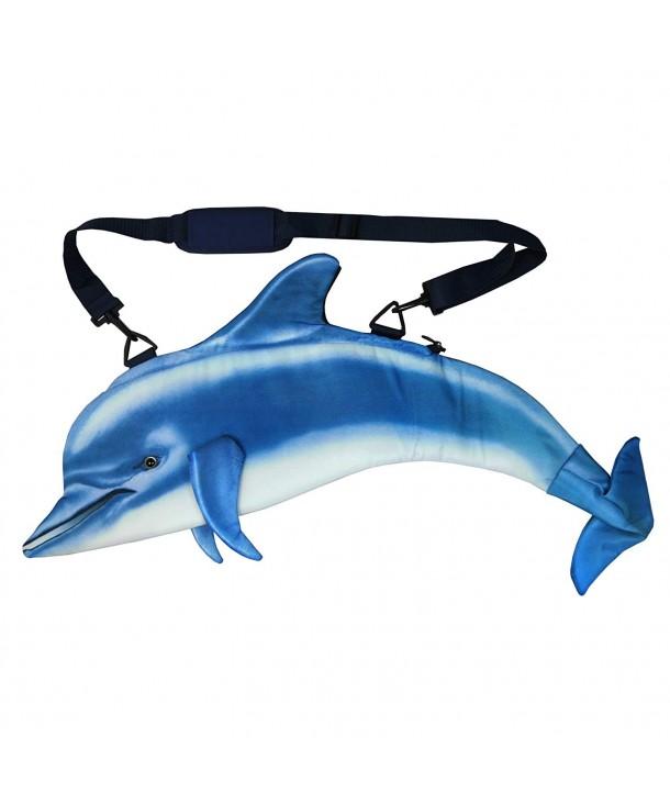 Pealra Dolphin Blue White Size