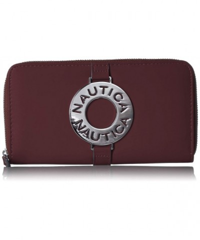 Nautica Ladies Around Wallet Blocking