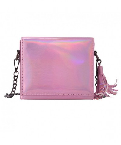 Candice Hologram Holographic Shoulder Crossbody