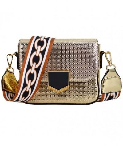 Heidi Fashionista Textured Crossbody Shoulderbag