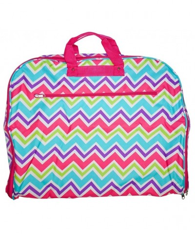 Multicolor Chevron 40 inch Hanging Garment