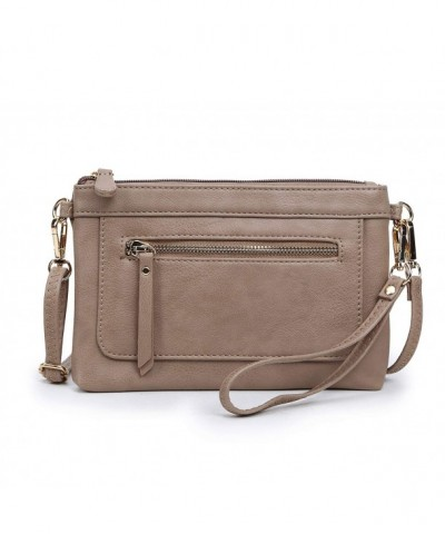 Solene Lightweight Compartment Shoulder Crossbody