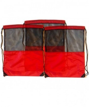 Nylon Drawstring Backpacks Sackpack Cinch