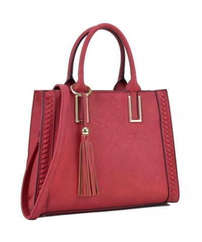 Designer Satchel Handbags Leather Shoulder