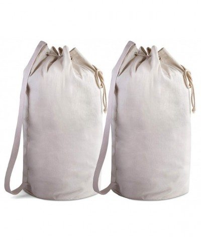 Canvas Duffel Bag Drawstring Carrying