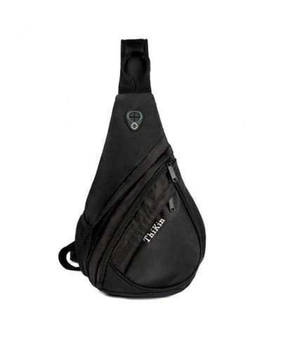 ThiKin Packable Shoulder Backpack CrossBody