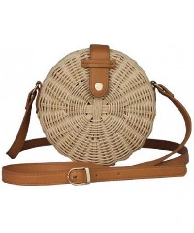 Lush Handmade Handwoven Pinstripe Crossbody