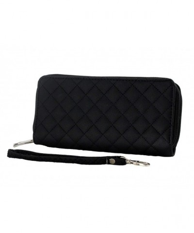 Wallet Clutch Leather Holder Fashion