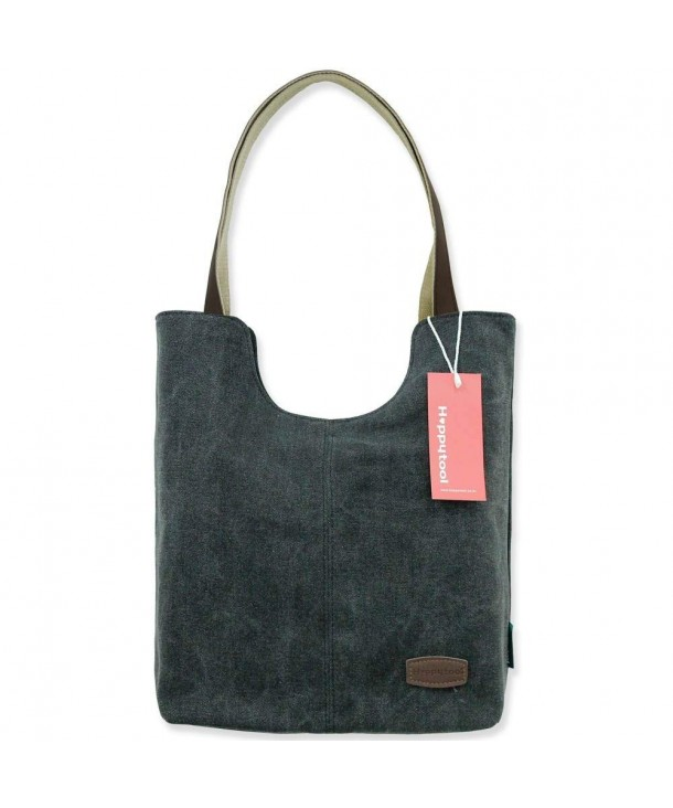 Happytool Casual Shoulder Canvas Tote