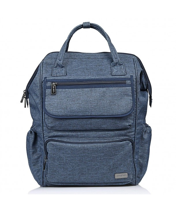 LEMESO Backpack Business Computer Student