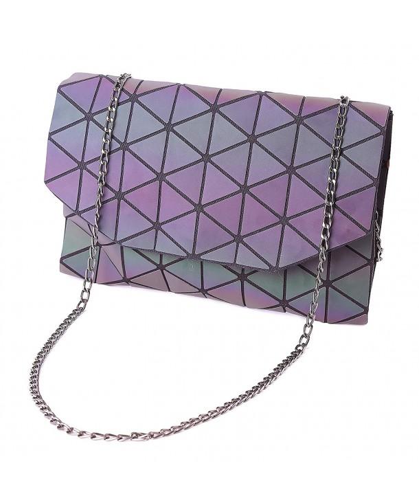 EUPHIE YING Luminous Handbags Messenger