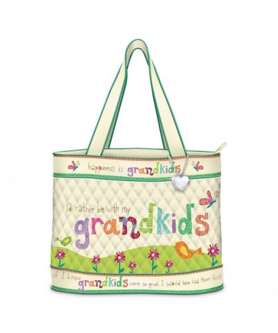 Grandmother Tote Bag Grandkids Bradford