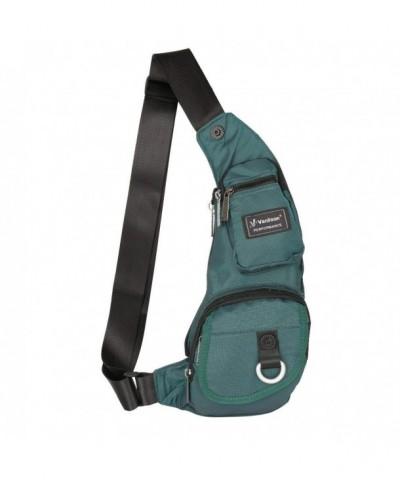 Vanlison Nylon Crossbody Backpack Shoulder