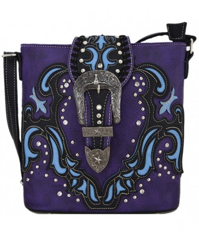 Western Handbags Concealed Country Shoulder