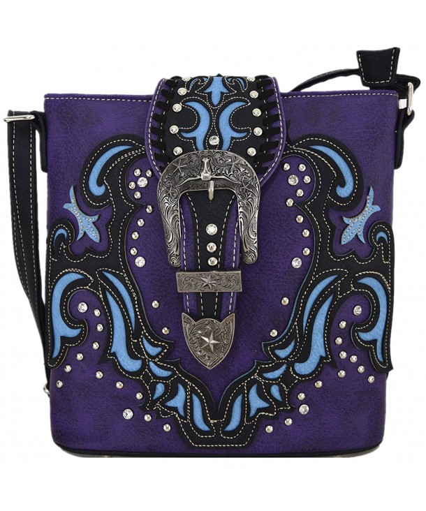 Western Handbags Concealed Country Shoulder