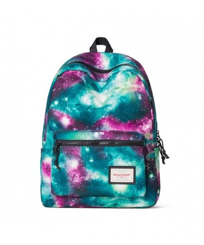 Galaxy Backpack School Girls Laptop