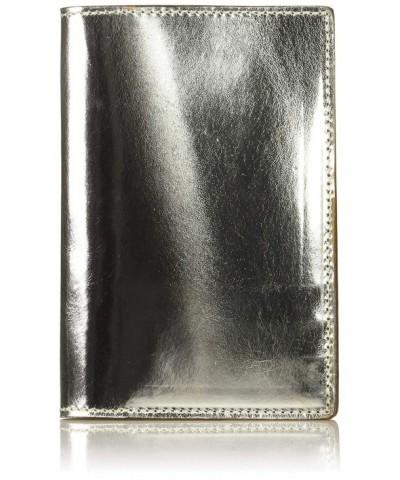 Circa Leathergoods Handcrafted Metallic Passport