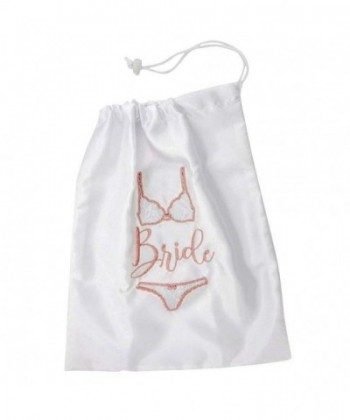 Miamica Womens Drawstring Bridal Lingerie