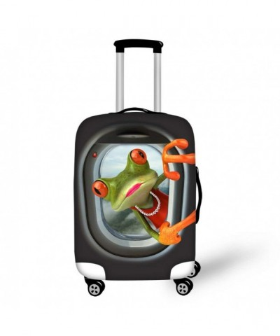 HUGS IDEA Animals Suitcase Protective