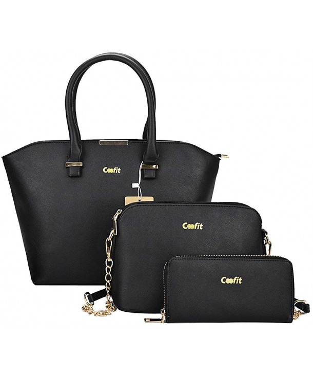 Coofit Handbag Satchel Top Handle Shoulder