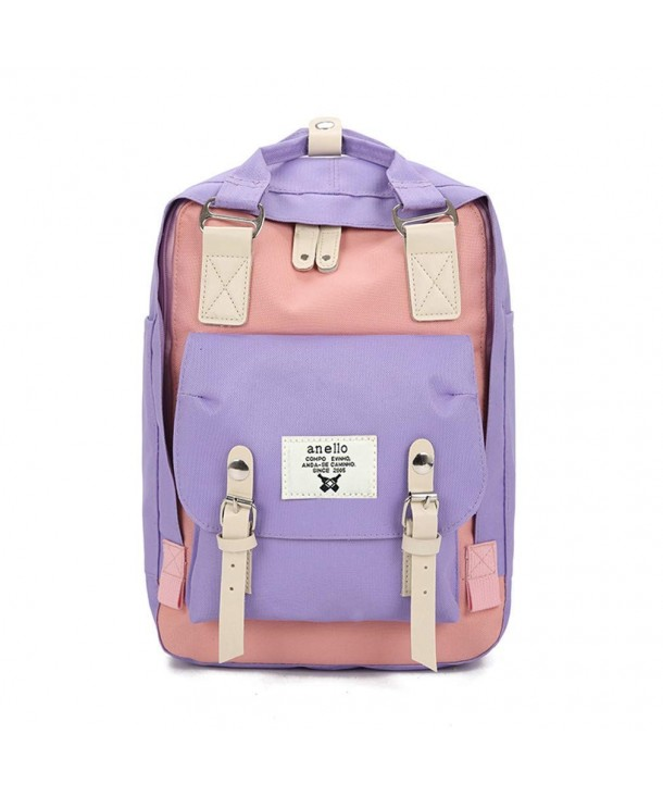 Women Canvas Backpack Fashion Bookbag