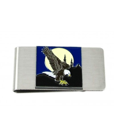 Large Money Clip Flying Eagle