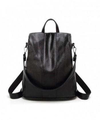Domila Backpack Leather Fashion Shoulder