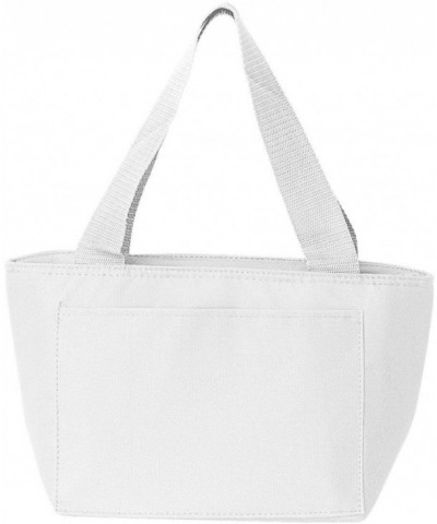 Liberty Bags Recycled Cooler White