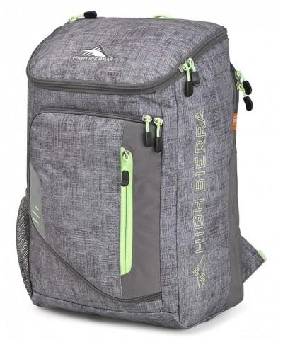 High Sierra Poblano Backpack Woolly