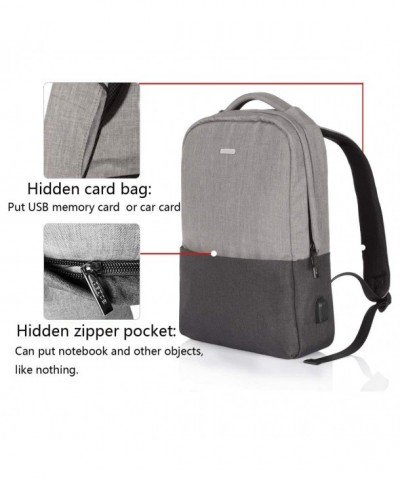 Anti Theft Backpack Lightweight Business Charging