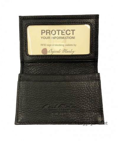 Osgoode Marley RFID Gusset Black