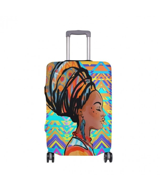 Luggage Beautiful African Protector Spandex