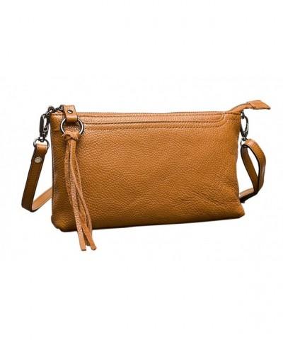 SAIERLONG Designer Genuine Leather Shoulder
