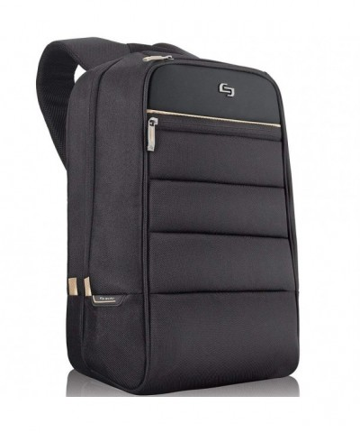 Solo Transit Laptop Backpack Black