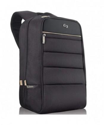 Solo Transit Laptop Backpack Black