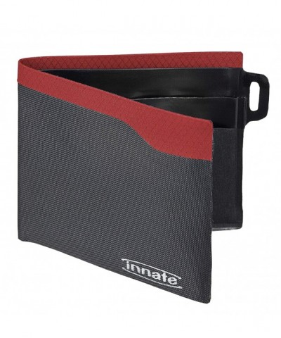 Innate PortaLarge Billfold Wallet Black
