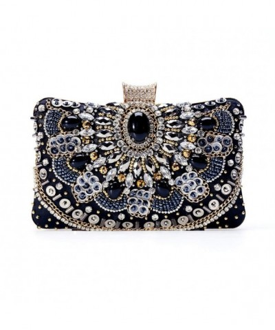 Womens Sparkly Handbag Evening Wedding