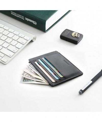 RFID Slim Card wallet Minimalist