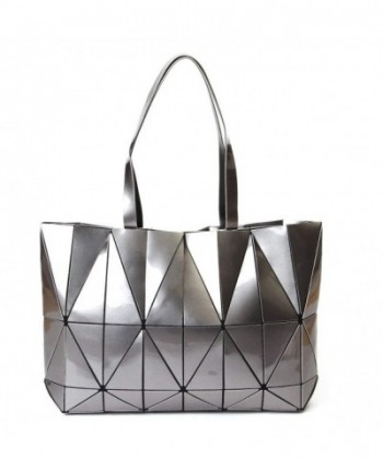 KAISIBO Geometric Lattice Handbag K3138SR