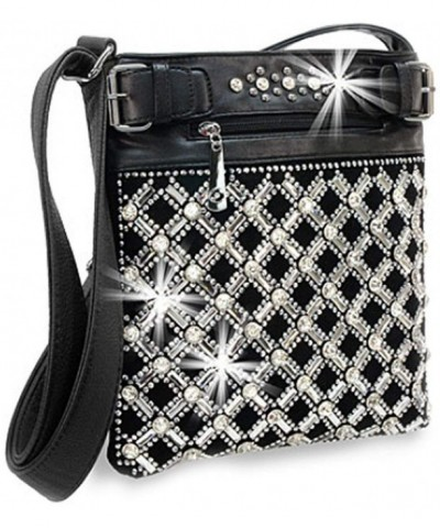 Zzfab Cross Sparkle Body Black