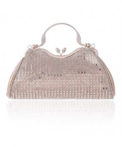 Damara Womens Sparking Rhinestones Handbag