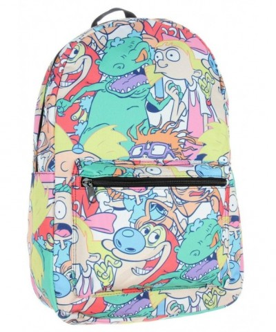 Nickelodeon Cartoon Characters Stimpy Backpack