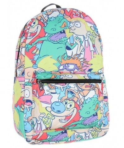 Nickelodeon Cartoon Characters Stimpy Backpack