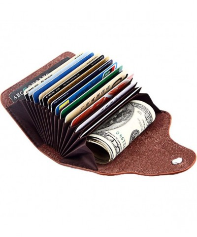 Credit Holder Wallet Genuine Leather