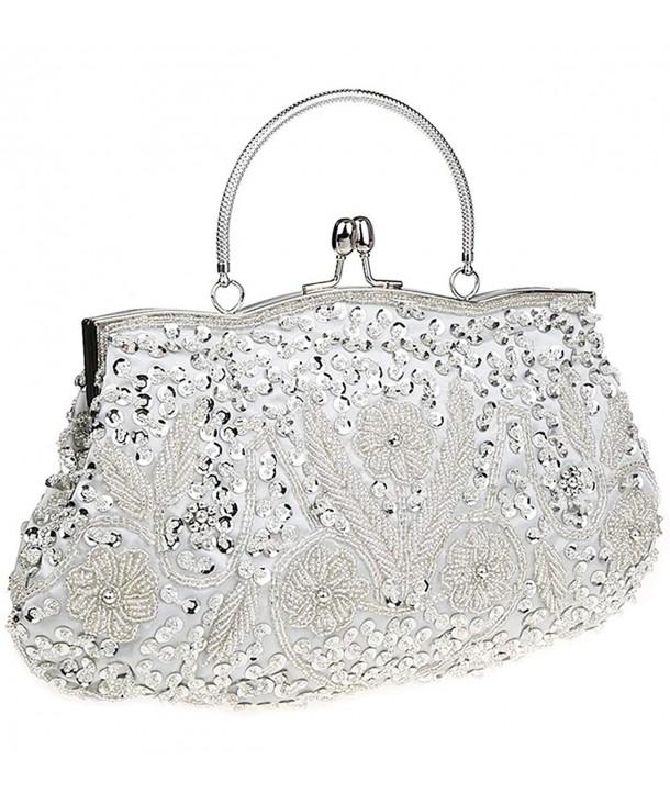 iToolai Evening Handbags Wedding Sequins
