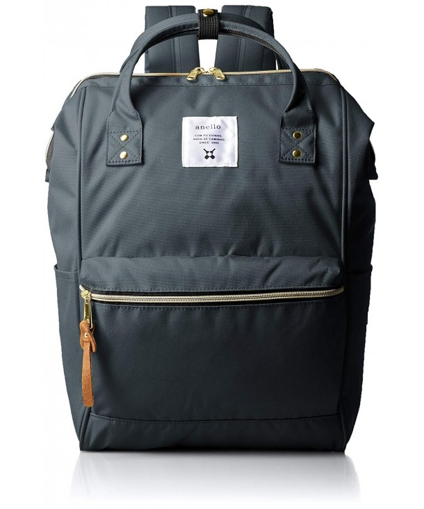Anello Backpack Regular Rucksack Charcoal