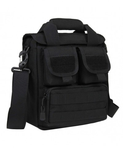 Vertical Messenger Shoulder Tactical Crossbody
