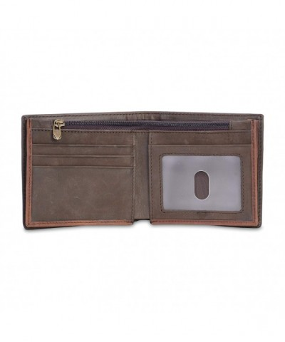 Onstro Blocking Wallet Genuinel Leather