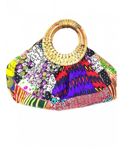 Accessorize Africa Womens Patch Handle